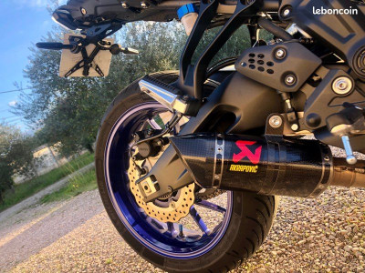 Echappement Akrapovic Racing Carbon